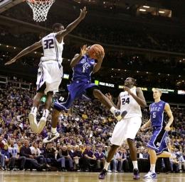 duke basketball assist