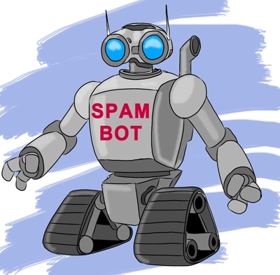 lead form spam bot