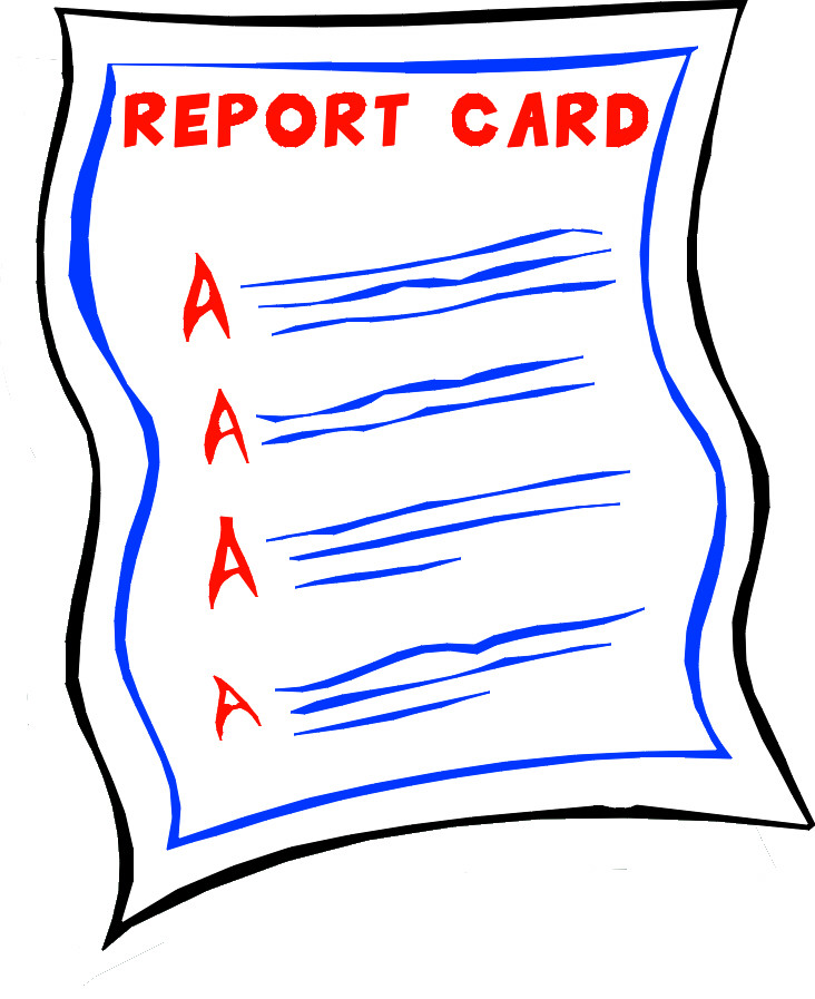 school enrollment marketing report card