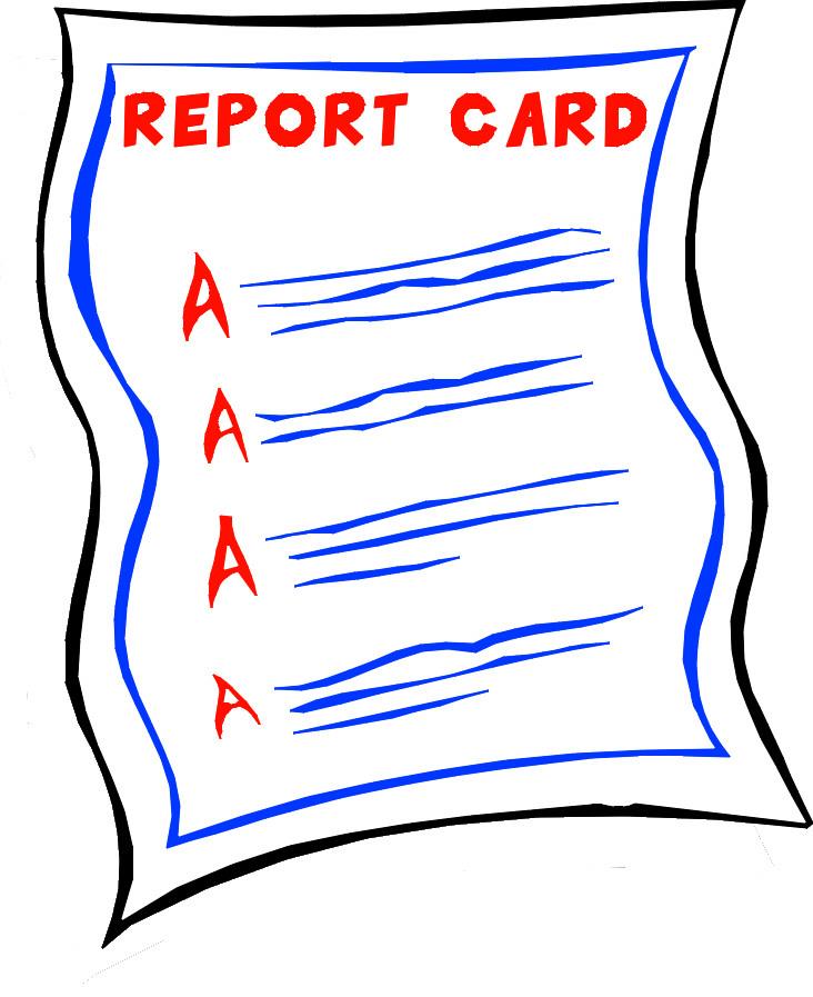 school enrollment marketing report card
