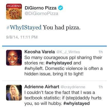 DiGiornio_WhyIStayed_Tweet