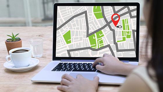 Marketing strategy is like a business GPS