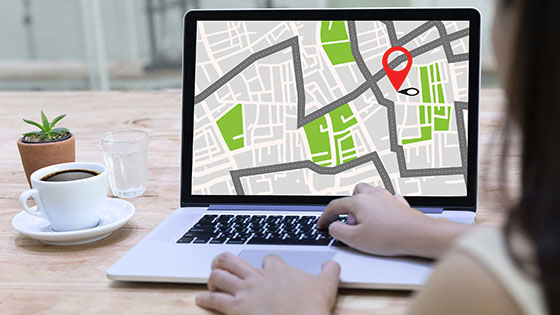 Marketing strategy is like a business GPS